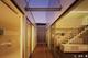 開放的で明るい浴室