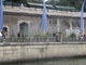 parisセーヌ河にビーチあらわれる!