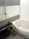 狭い浴室を選ぶ