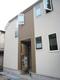 板橋区大山西町/外壁工事完了、足場をはずしました!