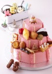 15周年記念ケーキ
