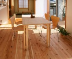 北浦和の家 テーブル