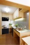 浦和の家 厨房