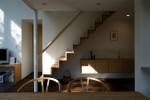 キャンティレバーの階段