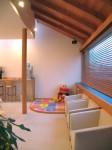 デンタルクリニックの設計事例・待合室