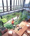 ガーデナー建築家の提案 2  テラス建築 その1
