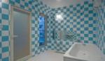 リビングような浴室