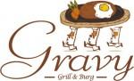 ハンバーグ専門洋食レストランのロゴ