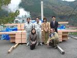 土地活用例1) 運用物件で地域や環境再生に貢献 山まで