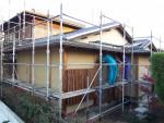築8年目の白木洗い-地元材で建てた普通の数奇屋 4