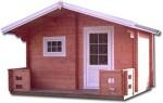 庭にサウナ小屋を建てませんか。