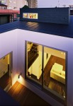 稲毛の家2(中庭)