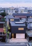 稲毛の家(外観)