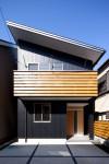 「川崎の家」外観