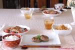 6月~7月の魚のおかずと野菜の副菜コースレッスン