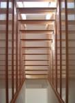 透けた階段(2)