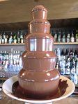 一度は食べて見たい生チョコタワー!