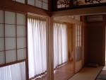 和室と内縁と欄間