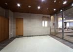 ゴージャスな雰囲気のエントランスホール