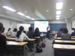 広島で開催したウェブ解析士オープンセミナー