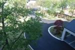 「円形の車寄せ」 老人ホームのヒーリングガーデン