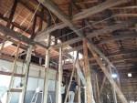 リノベーション 柱・梁・屋根を見る