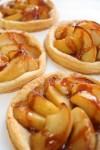 りんご&キャラメルのパイ