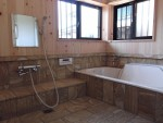 天草石のお風呂