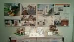 「Seasまちかど建築家展INさいたま」の展示風景