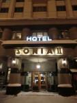 小樽の名門ホテル。