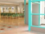 病院で色を含めたコンセプトワークをしました!