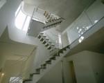 階段 / 中里の住宅
