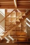 階段 / 中野本町の住宅