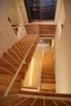 階段 / 横浜山手の住宅