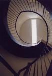 階段 / 秋田大町の住宅