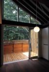 ウッドデッキテラスの例(光と風の家)