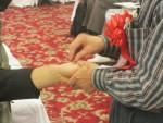 鄭氏鍼法と左手