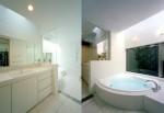 休日の入浴
