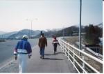 小樽入院中の運動療法  約4キロのウオーキング!