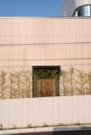 不燃木材の外壁 / 中里の住宅