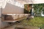 アプローチ水路 / 中里の住宅