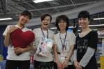 大阪のチェアロビクスイベント2