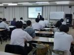 東京商工会議所主催・経営者対象セミナーの様子(7月6日開催)
