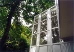 ブナの森を映し出す / 田沢湖高原の山荘