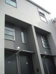 小規模な1棟4室アパート(世田谷区)