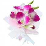 【Fresh-Flower】卒業式用 生花コサージュ 1200円