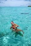クック諸島で楽しむシュノーケル