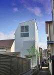 建築家と建てる東京の狭小住宅