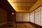 茶室/八畳広間