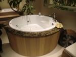現代における五右衛門風呂では・・・